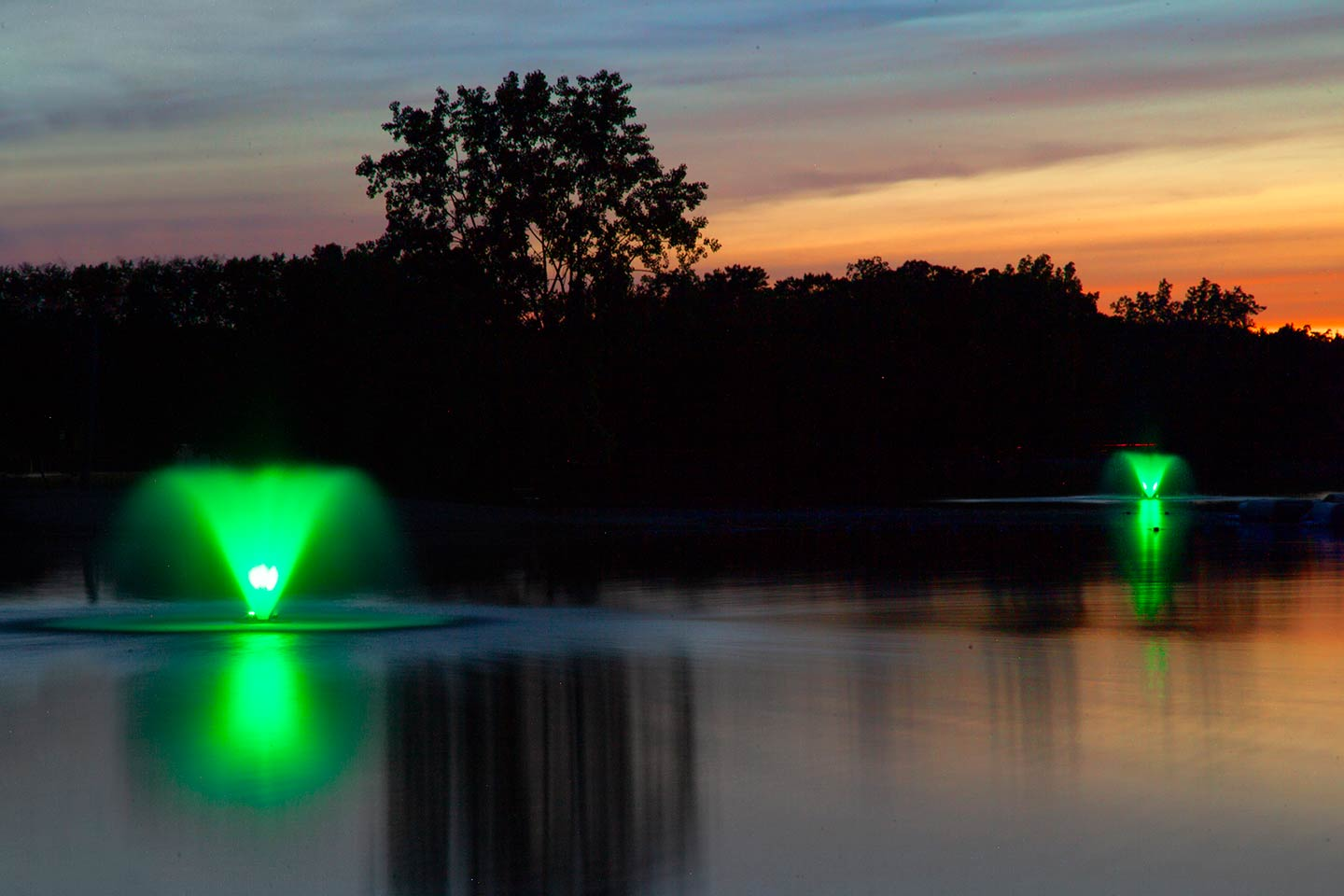 Color Changing Led Fountain Lights Scott Aerator