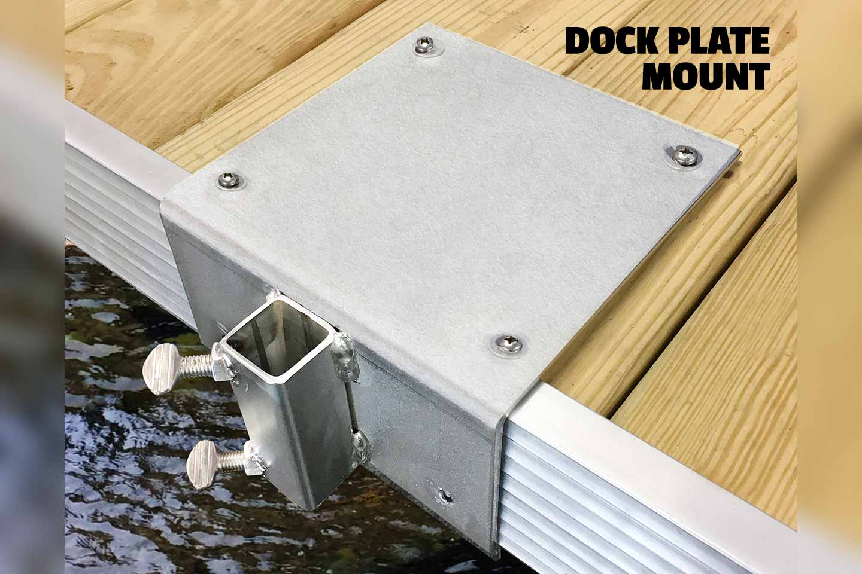 Dock Mount Aquasweep | Scott Aerator