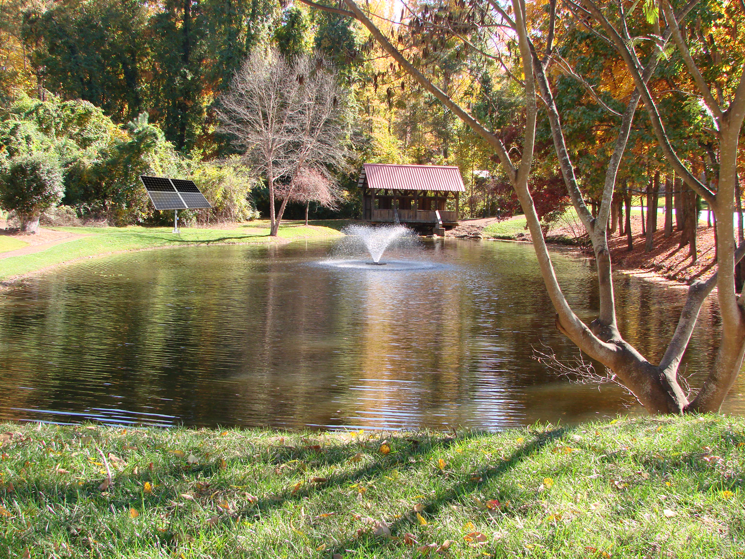 Homemade pond aerator without electricity homemade ftempo for Homemade pond aerator plans