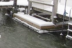 Dock Mount No-Icer